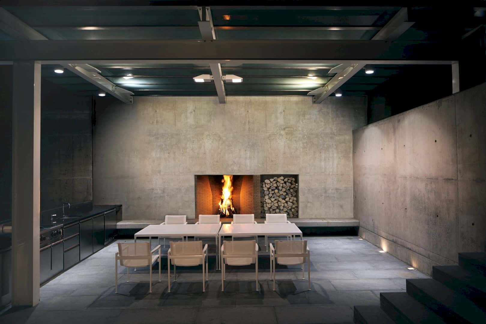 Tian Shan Mountain House By Audrey Matlock Architect 6