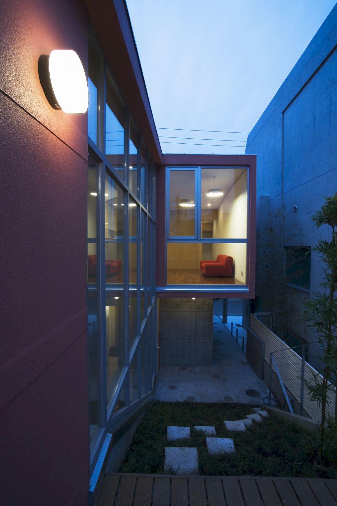 Yoyogi House By Frontoffice Tokyo 13
