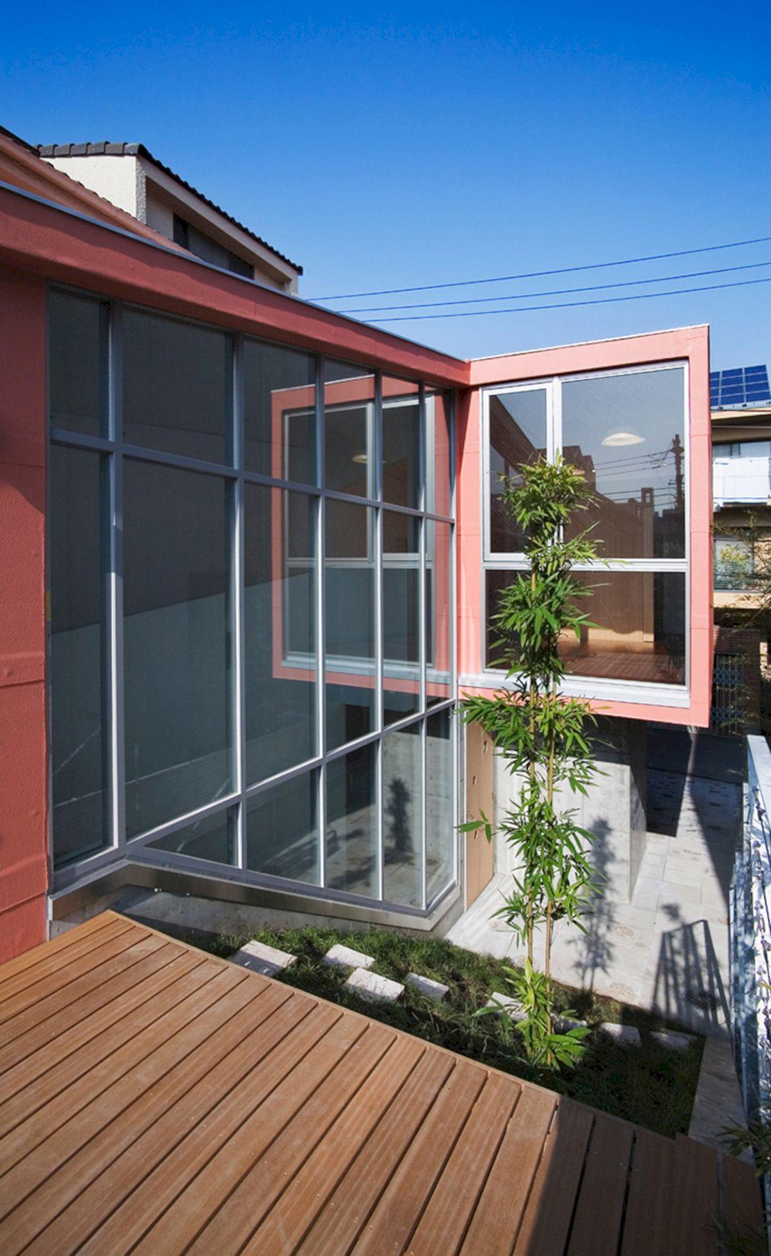 Yoyogi House By Frontoffice Tokyo 7