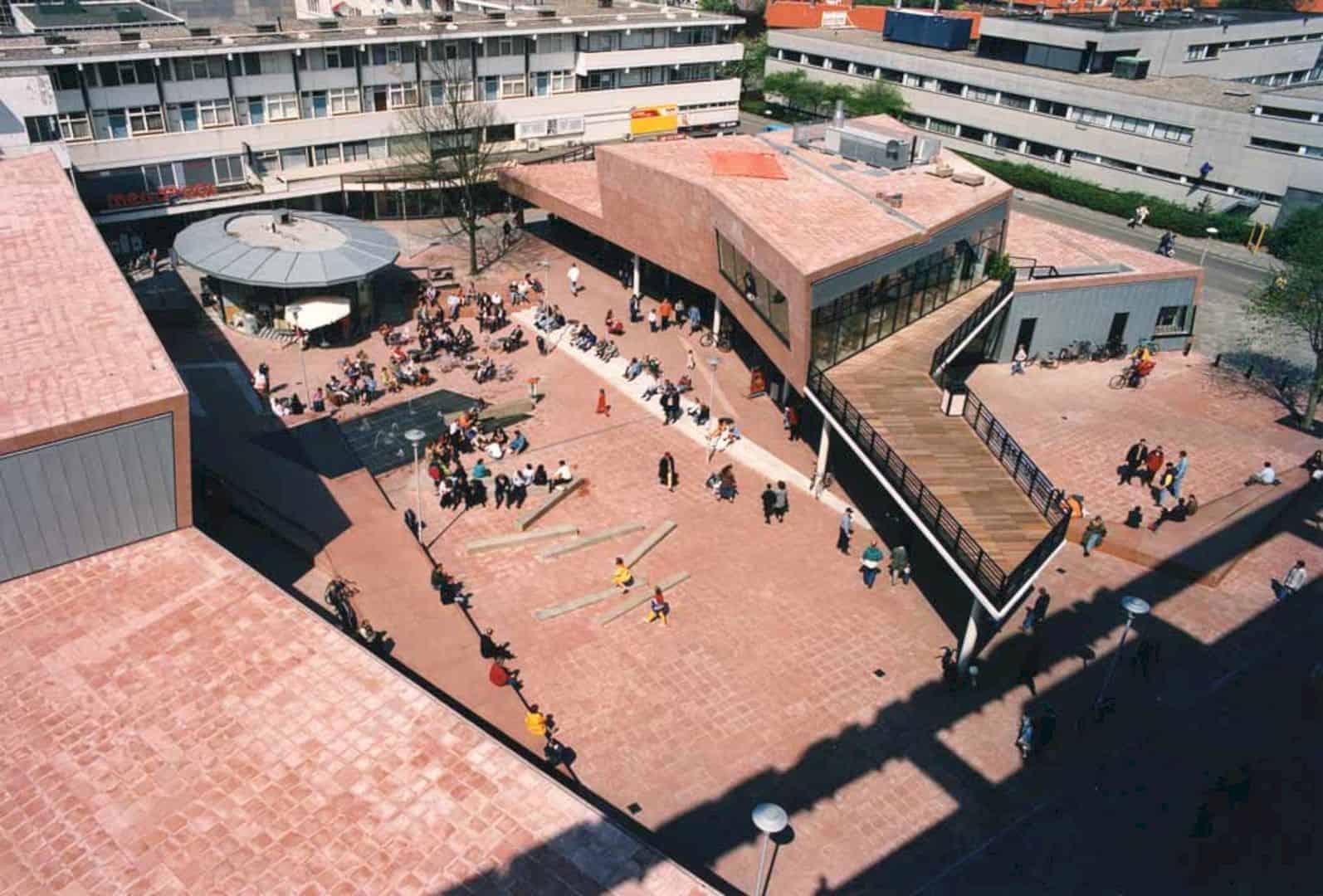Buitenplein Amstelveen By Jeanne Dekkers Architectuur 4