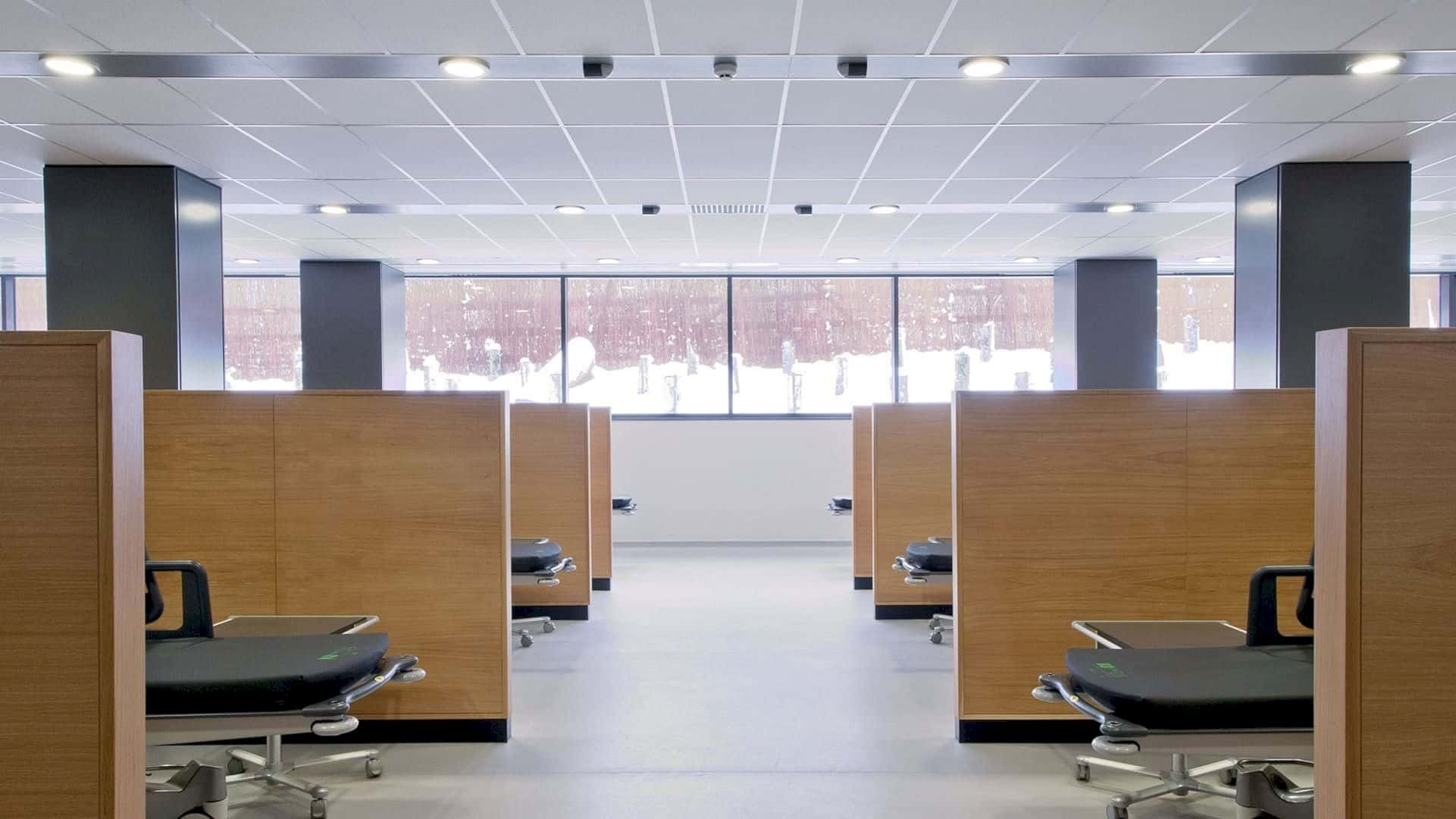 Circle Bath Hospital By Foster Partners 1