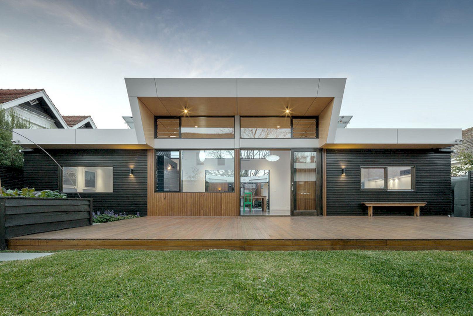 Courtyard House Elsternwick By Zen Architects 3