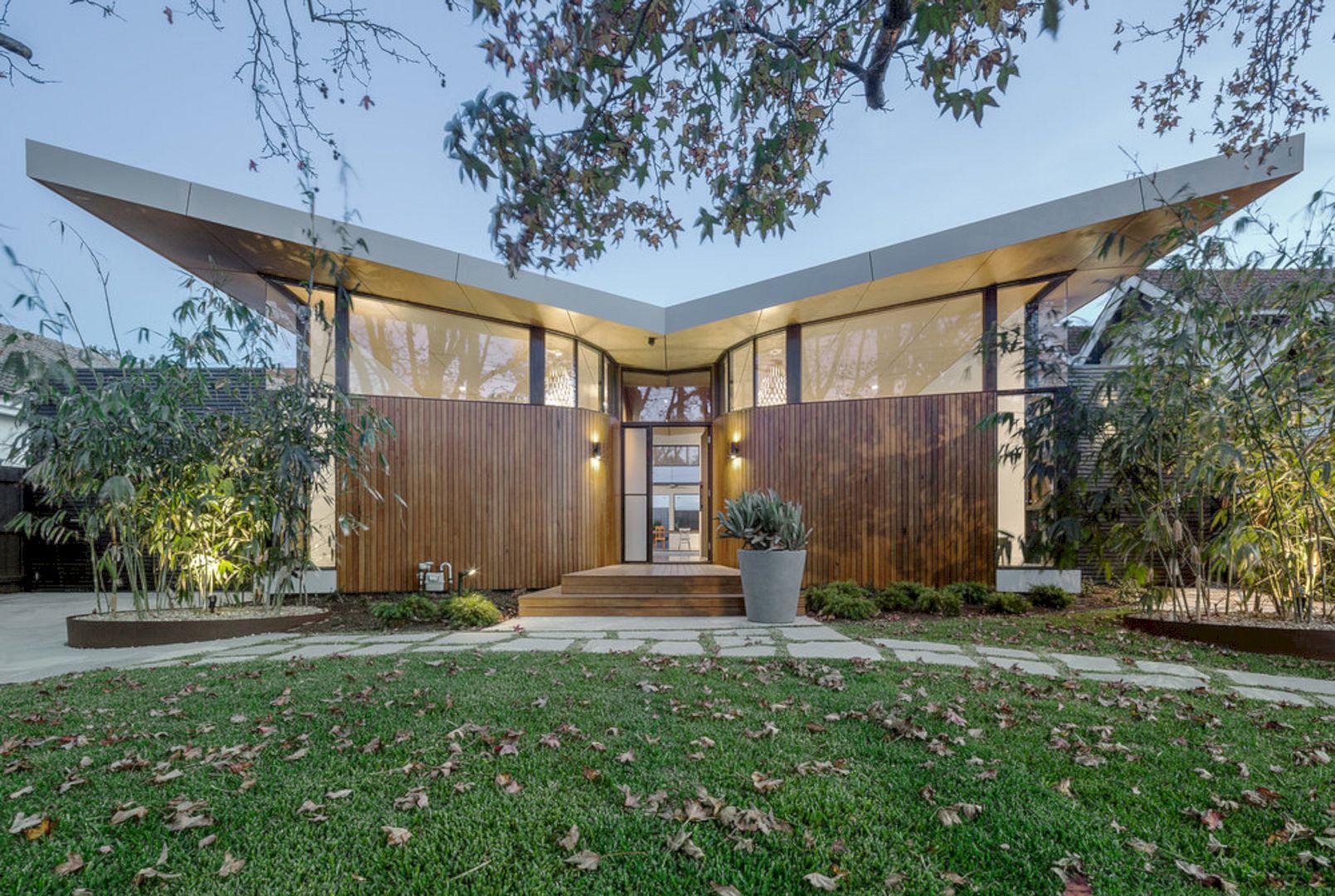 Courtyard House Elsternwick By Zen Architects 7