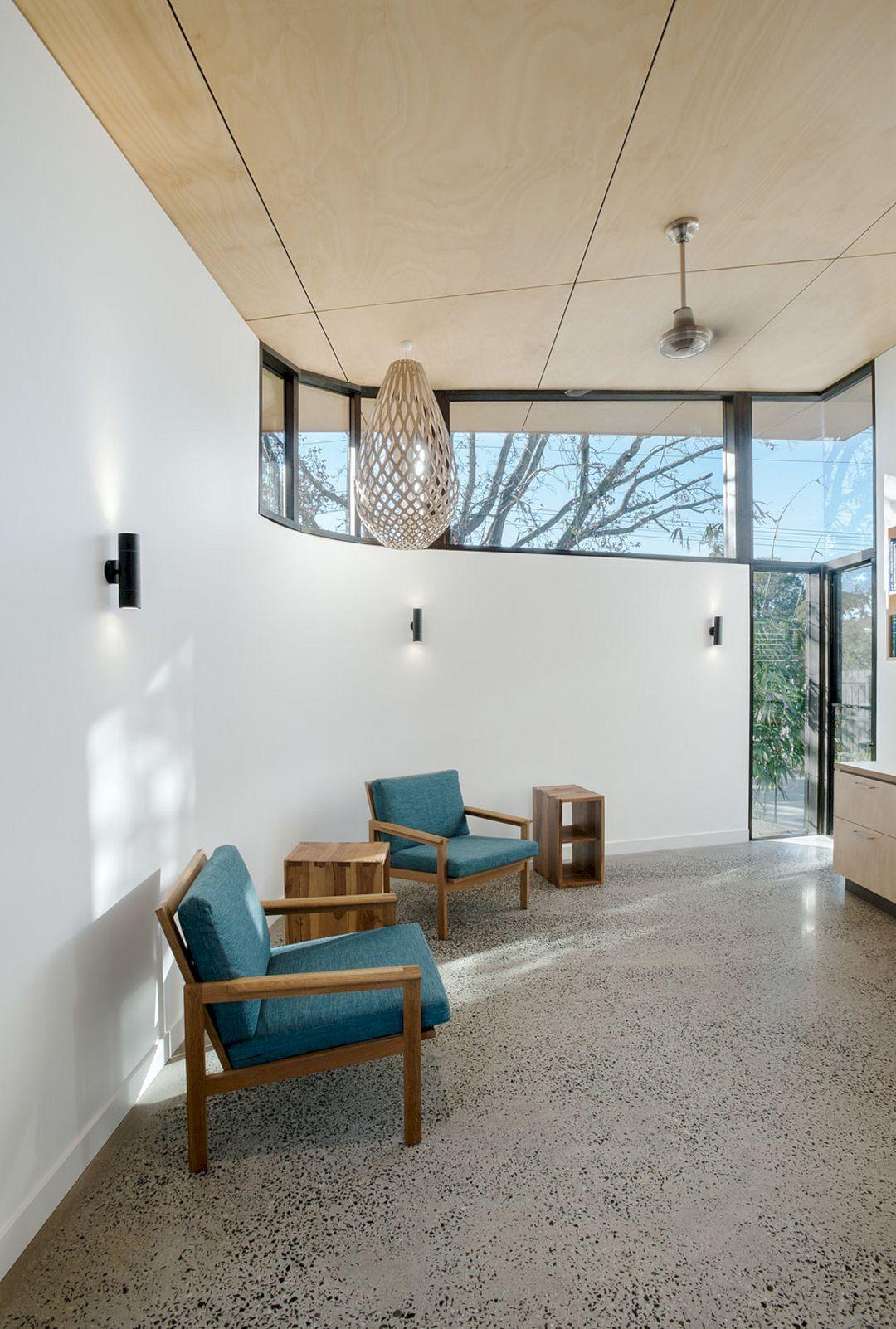 Courtyard House Elsternwick By Zen Architects 8