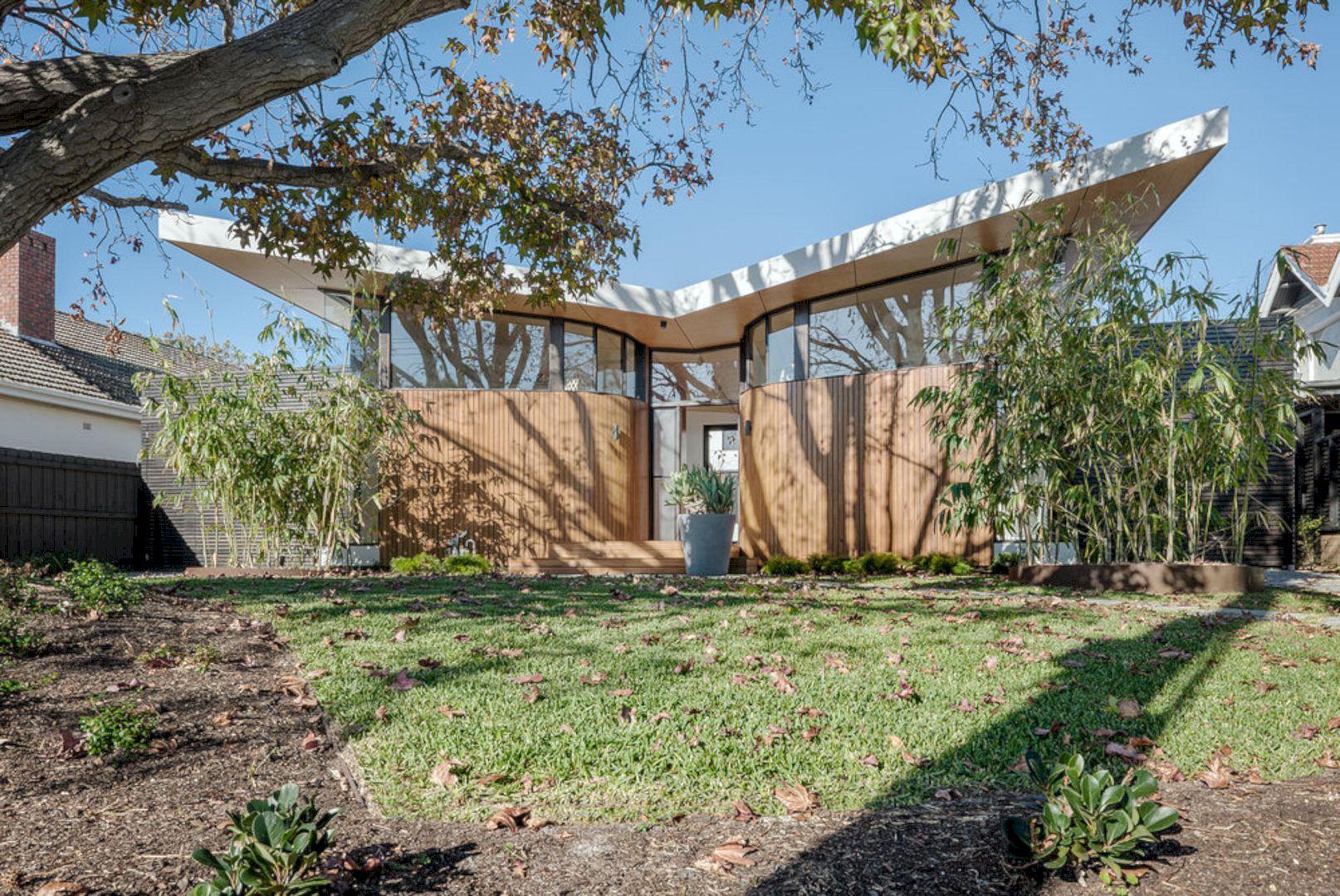 Courtyard House Elsternwick By Zen Architects 9