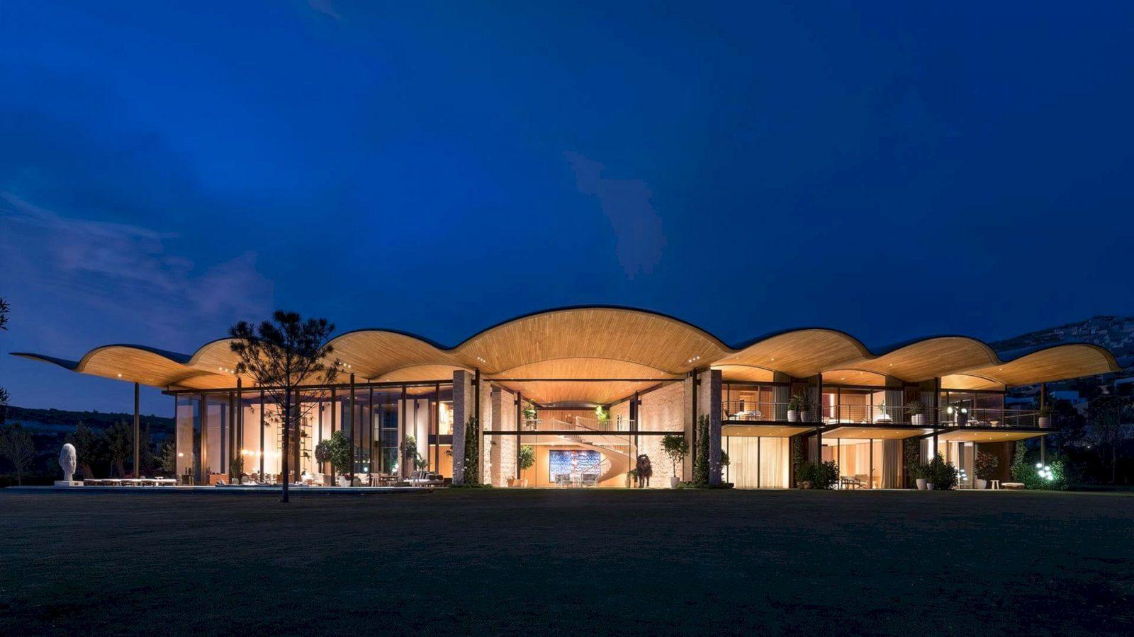 Dolunay Villa By Foster Partners 2