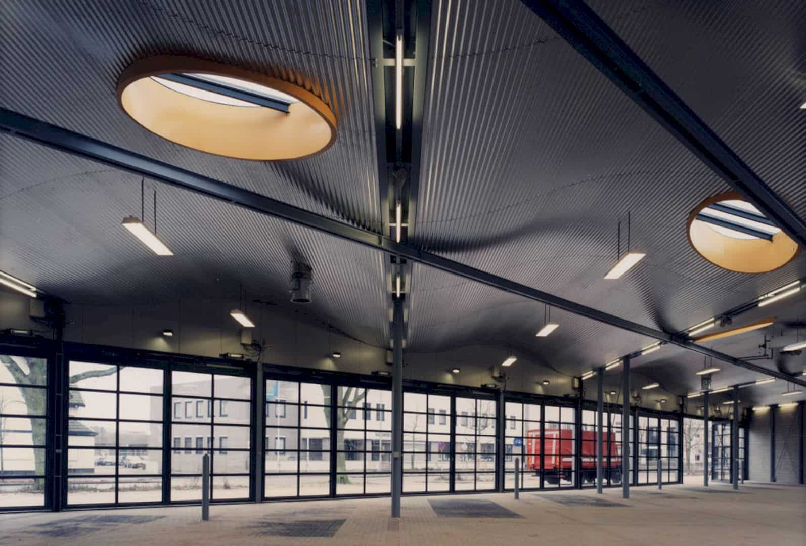 Fire Station Apeldoorn By Jeanne Dekkers Architectuur 10