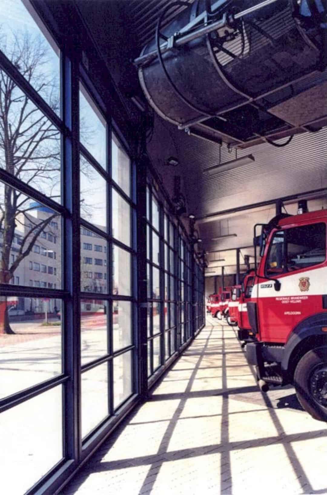 Fire Station Apeldoorn By Jeanne Dekkers Architectuur 4