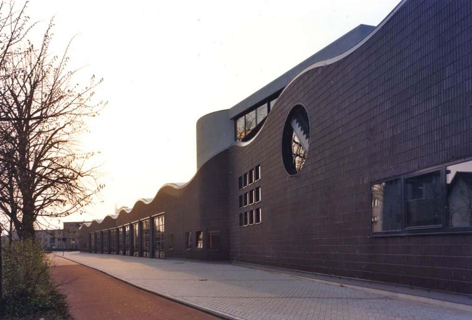 Fire Station Apeldoorn By Jeanne Dekkers Architectuur 5