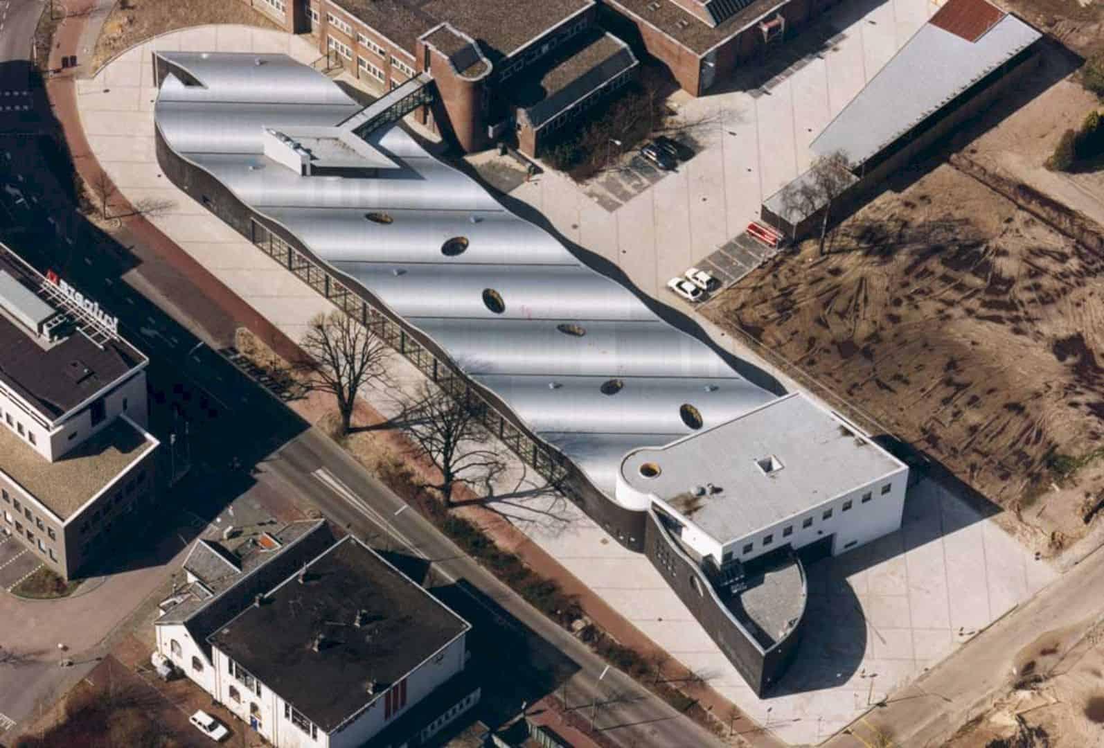 Fire Station Apeldoorn By Jeanne Dekkers Architectuur 6