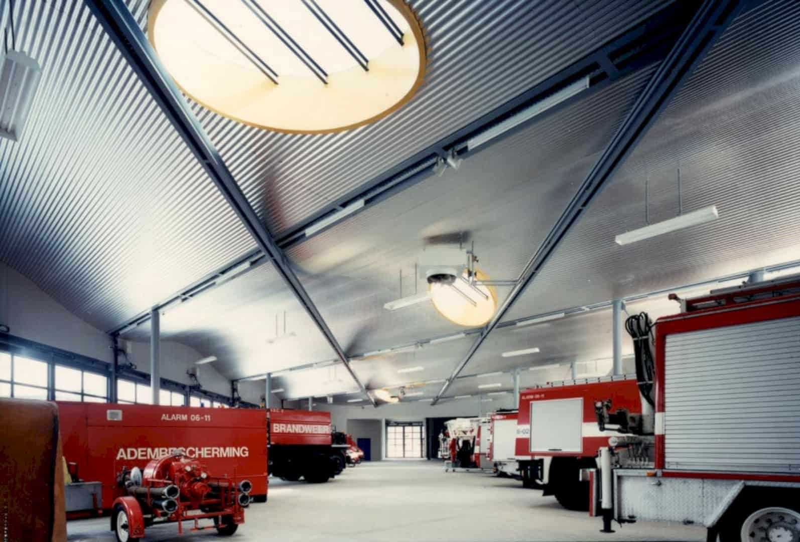 Fire Station Apeldoorn By Jeanne Dekkers Architectuur 8