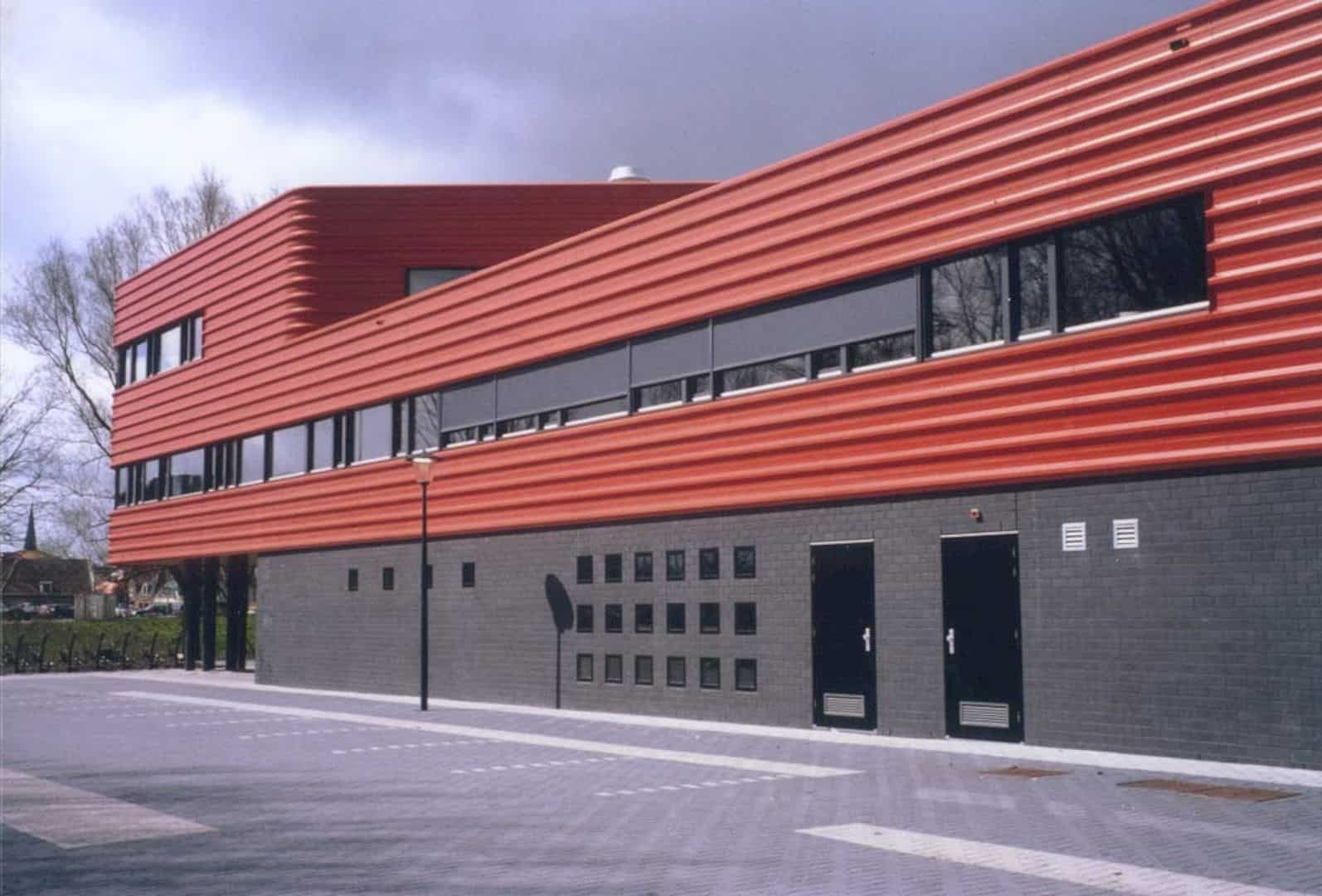 Fire Station Hoorn By Jeanne Dekkers Architectuur 2
