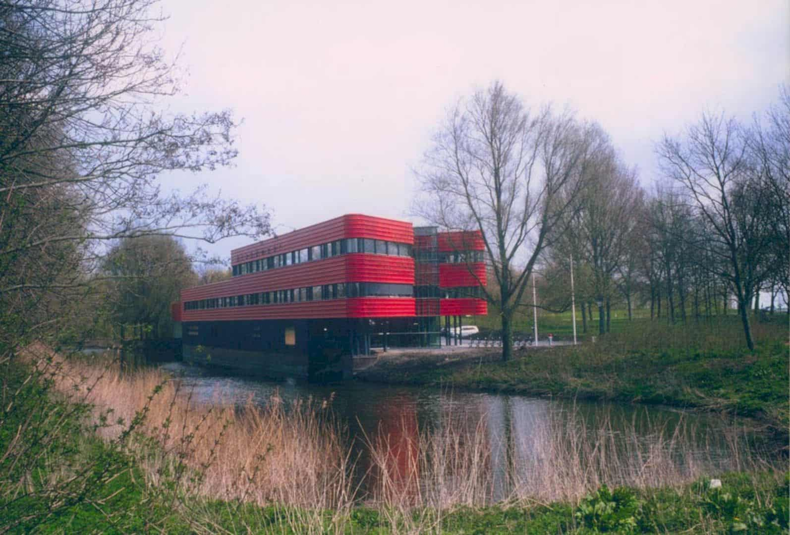 Fire Station Hoorn By Jeanne Dekkers Architectuur 5