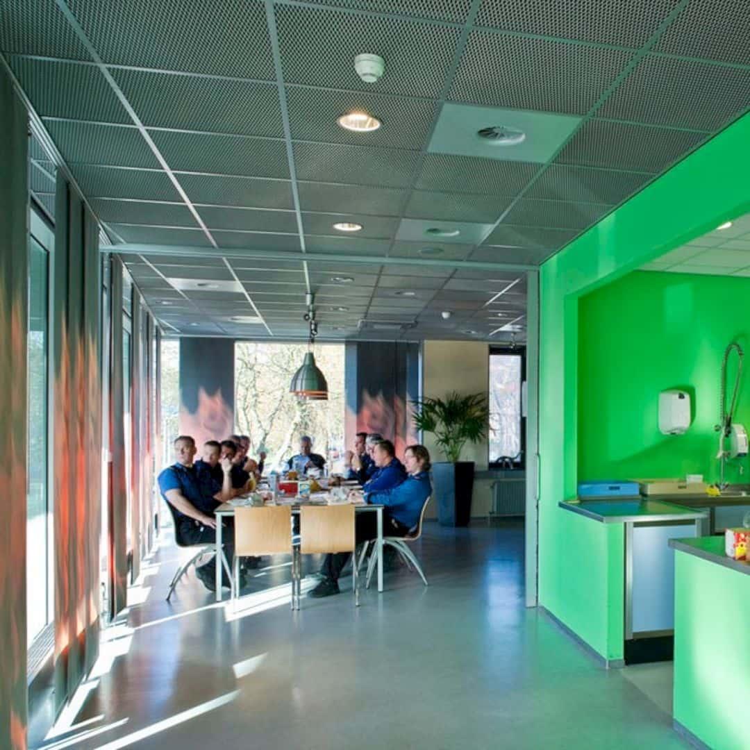 Fire Station Rijswijk By Jeanne Dekkers Architectuur 10