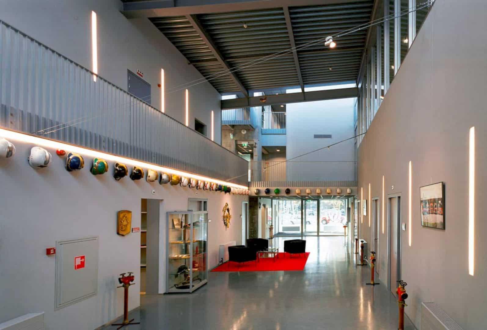 Fire Station Rijswijk By Jeanne Dekkers Architectuur 2