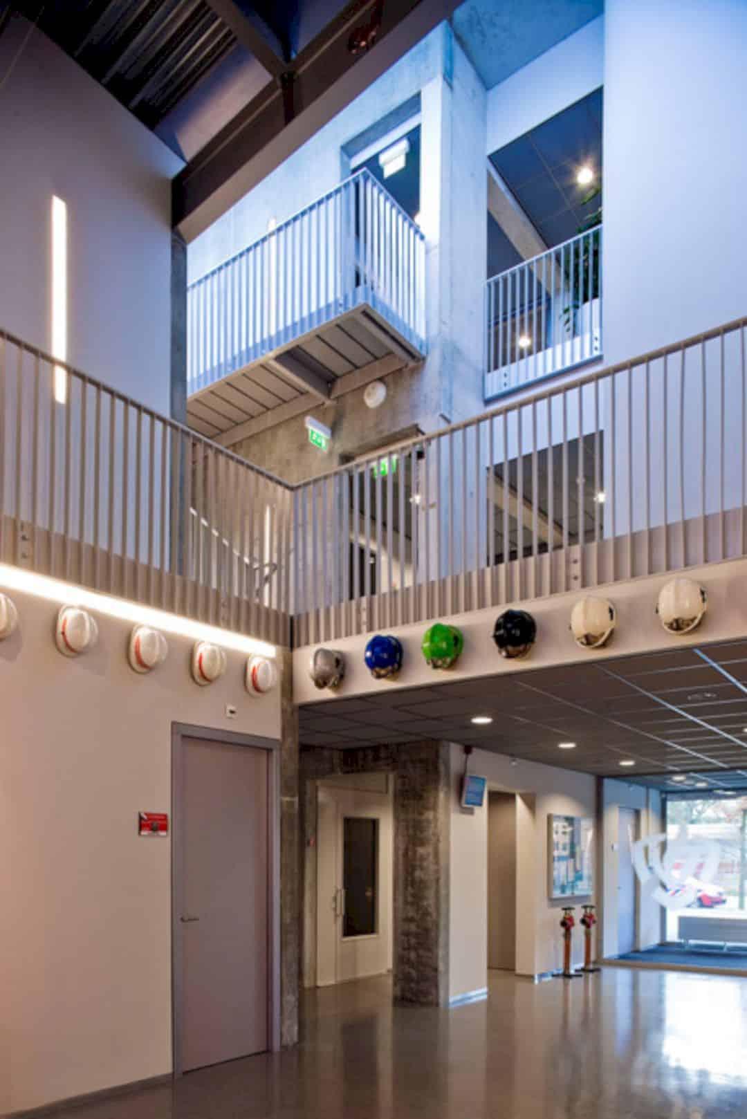 Fire Station Rijswijk By Jeanne Dekkers Architectuur 3