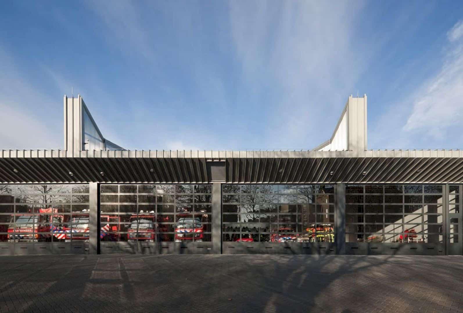 Fire Station Rijswijk By Jeanne Dekkers Architectuur 4