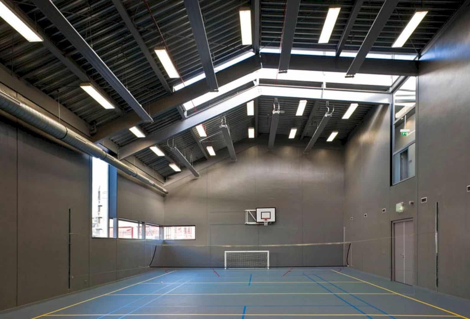 Fire Station Rijswijk By Jeanne Dekkers Architectuur 5