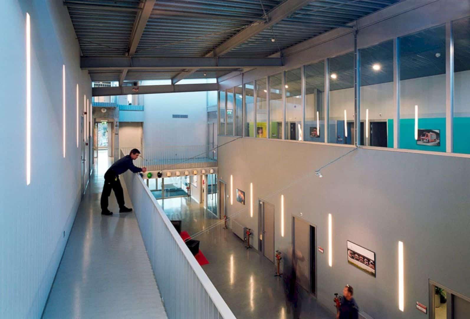Fire Station Rijswijk By Jeanne Dekkers Architectuur 6