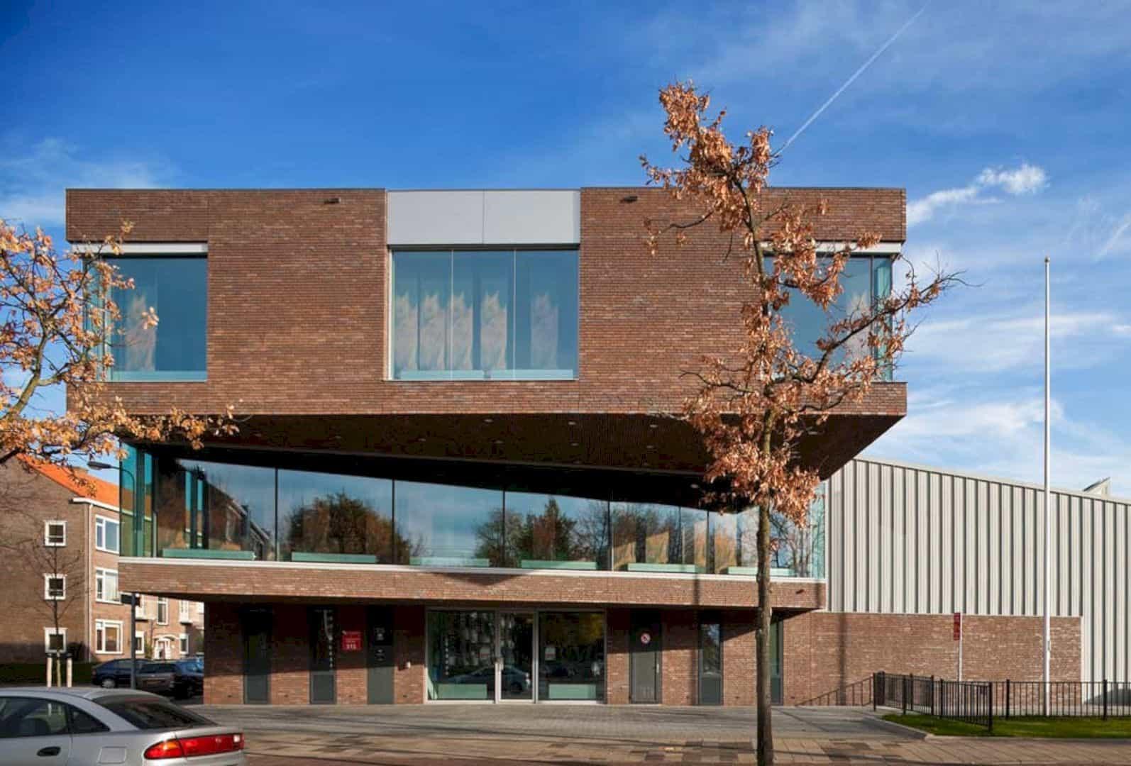Fire Station Rijswijk By Jeanne Dekkers Architectuur 9