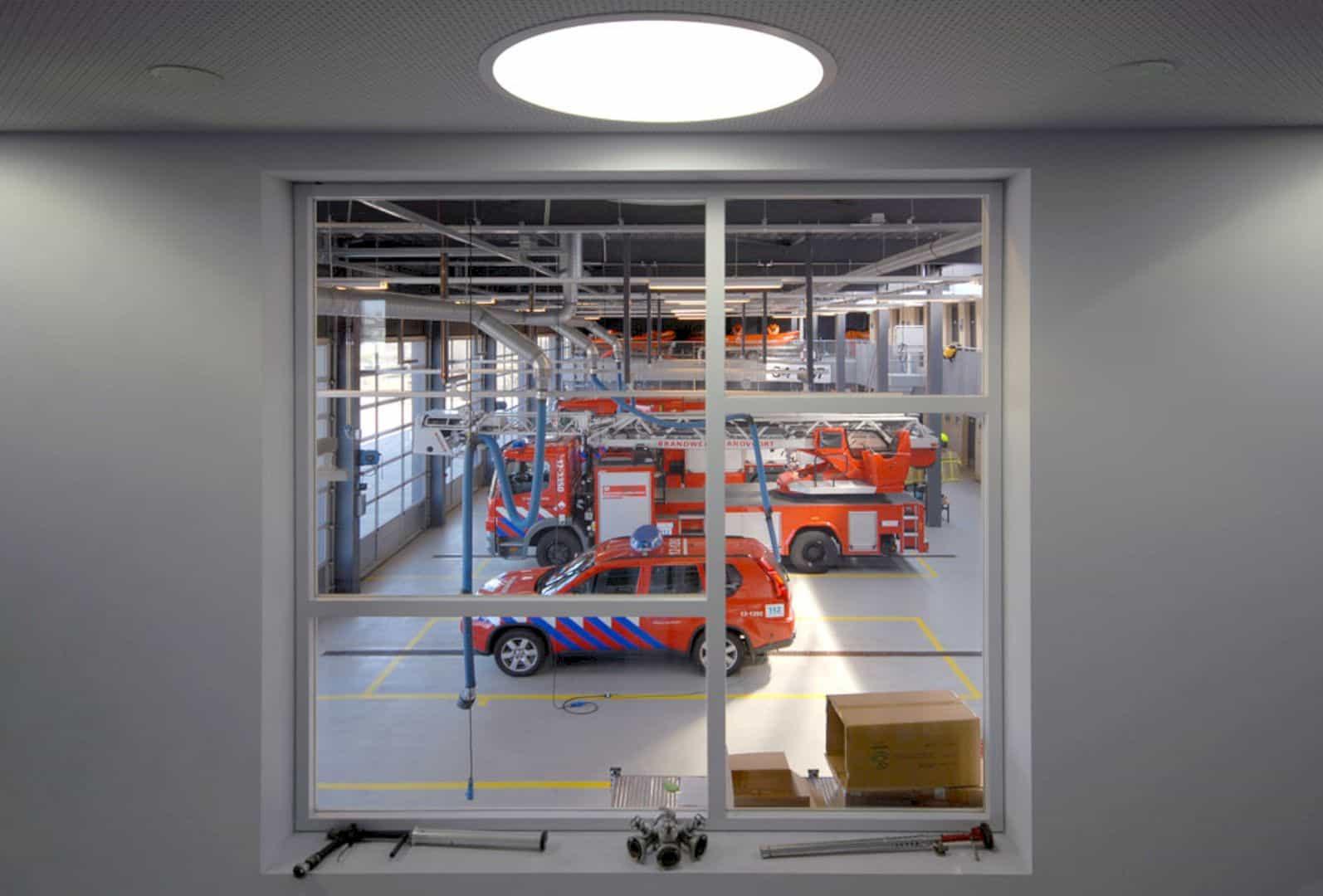 Fire Station Zandvoort By Jeanne Dekkers Architectuur 1