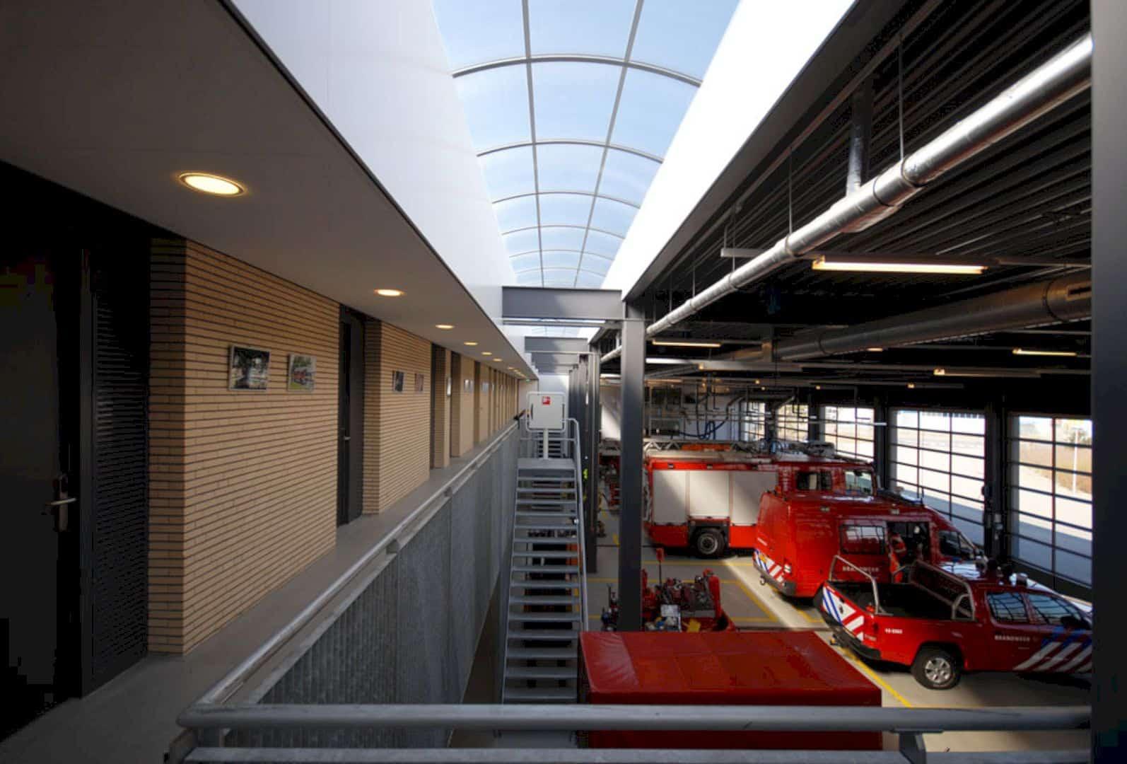 Fire Station Zandvoort By Jeanne Dekkers Architectuur 3