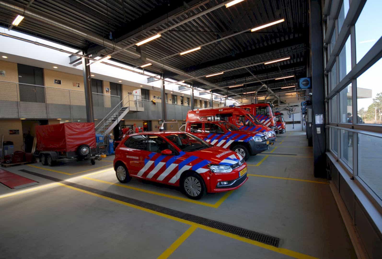 Fire Station Zandvoort By Jeanne Dekkers Architectuur 5