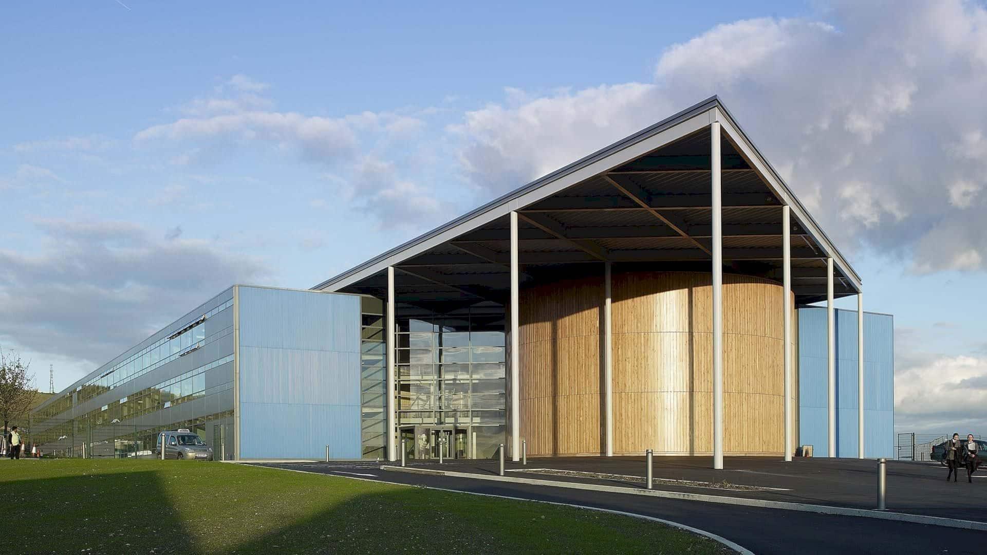 Folkestone Academy By Foster Partners 2