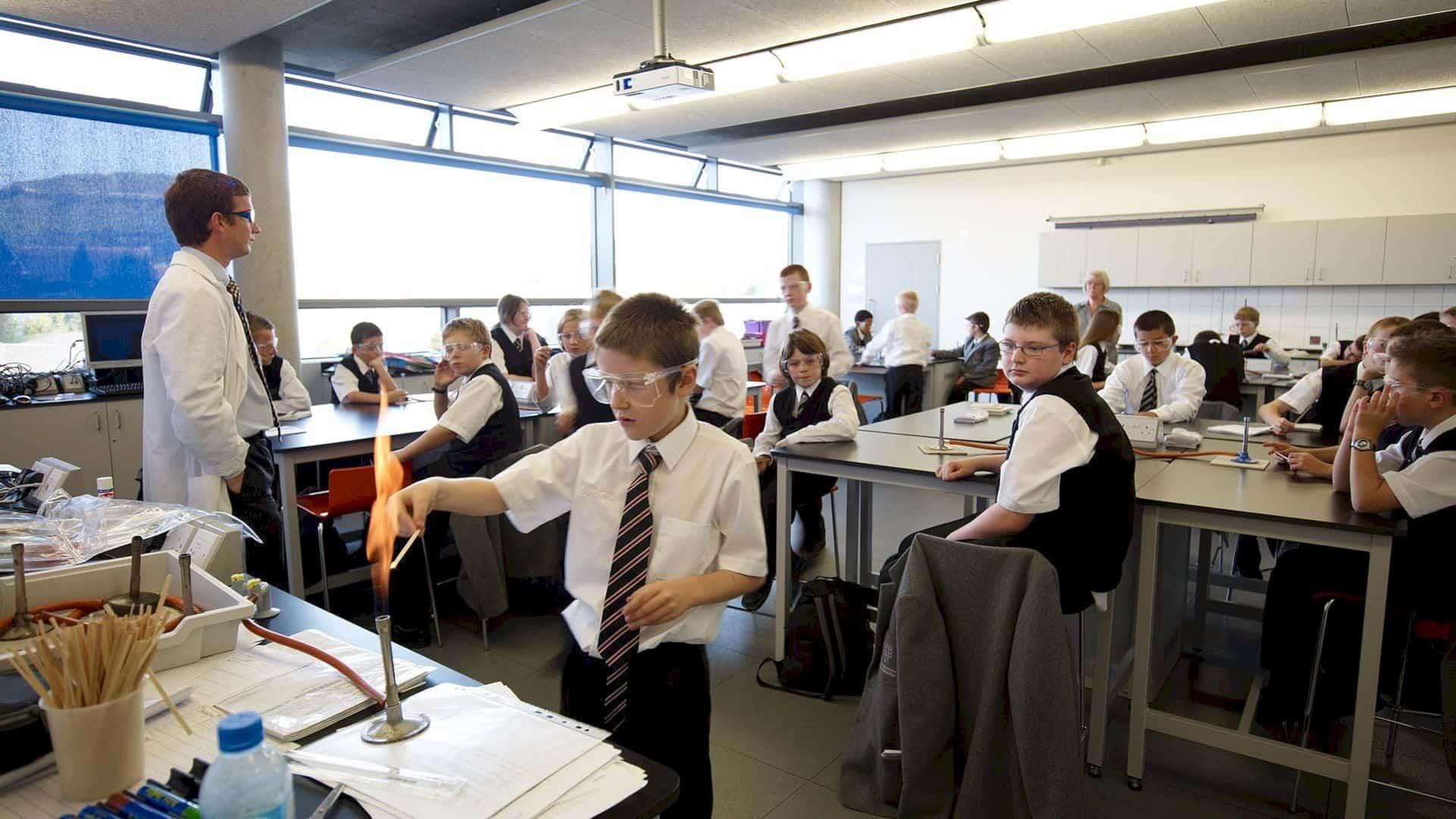 Folkestone Academy By Foster Partners 3