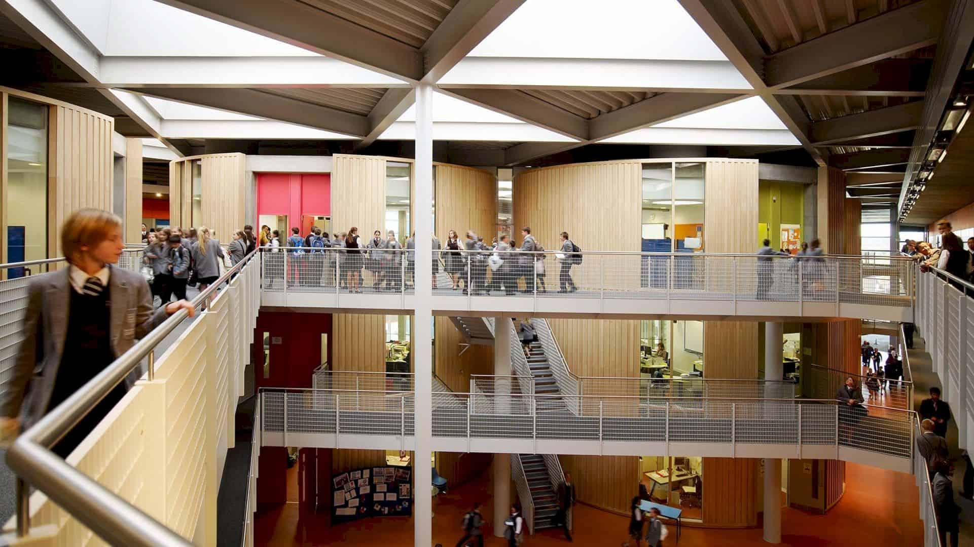 Folkestone Academy By Foster Partners 4