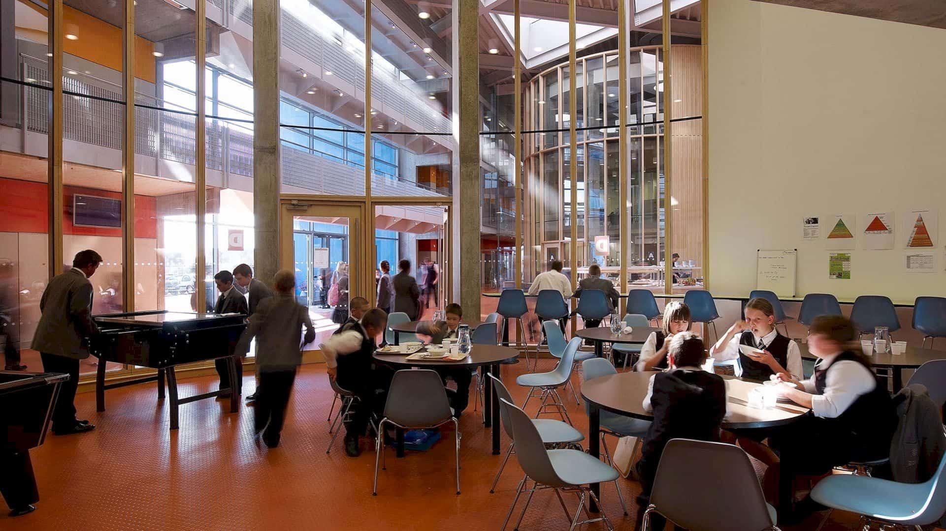 Folkestone Academy By Foster Partners 5