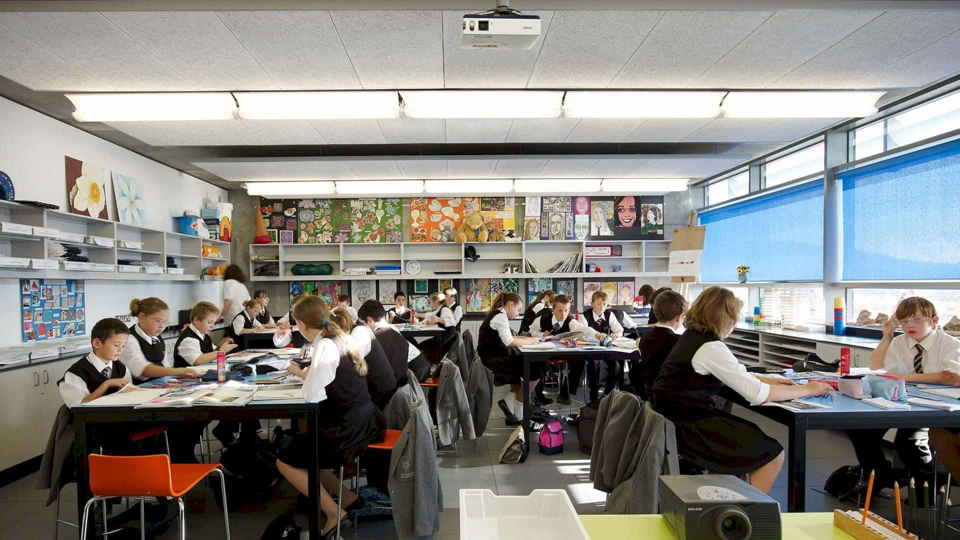 Folkestone Academy By Foster Partners 6