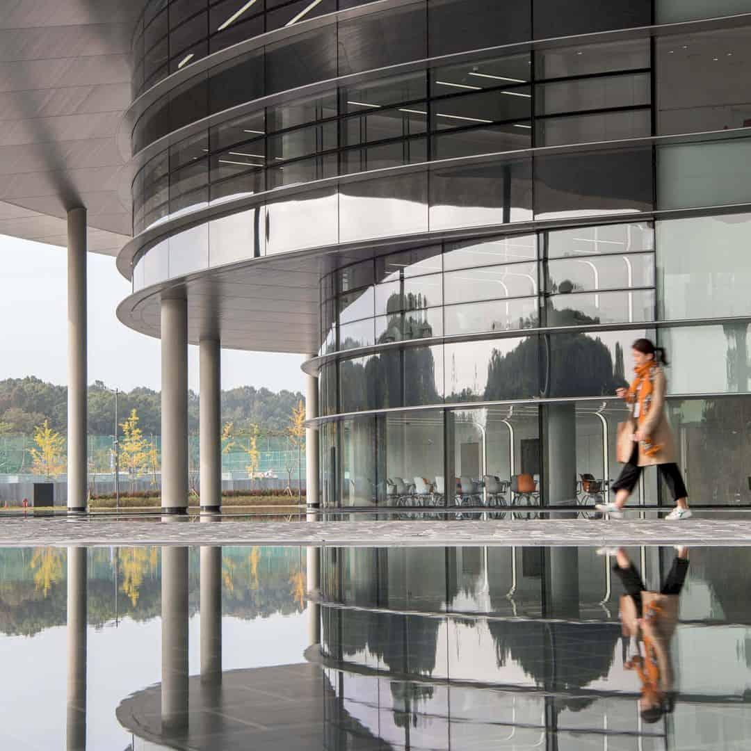 Hankook Technodome By Foster Partners 7