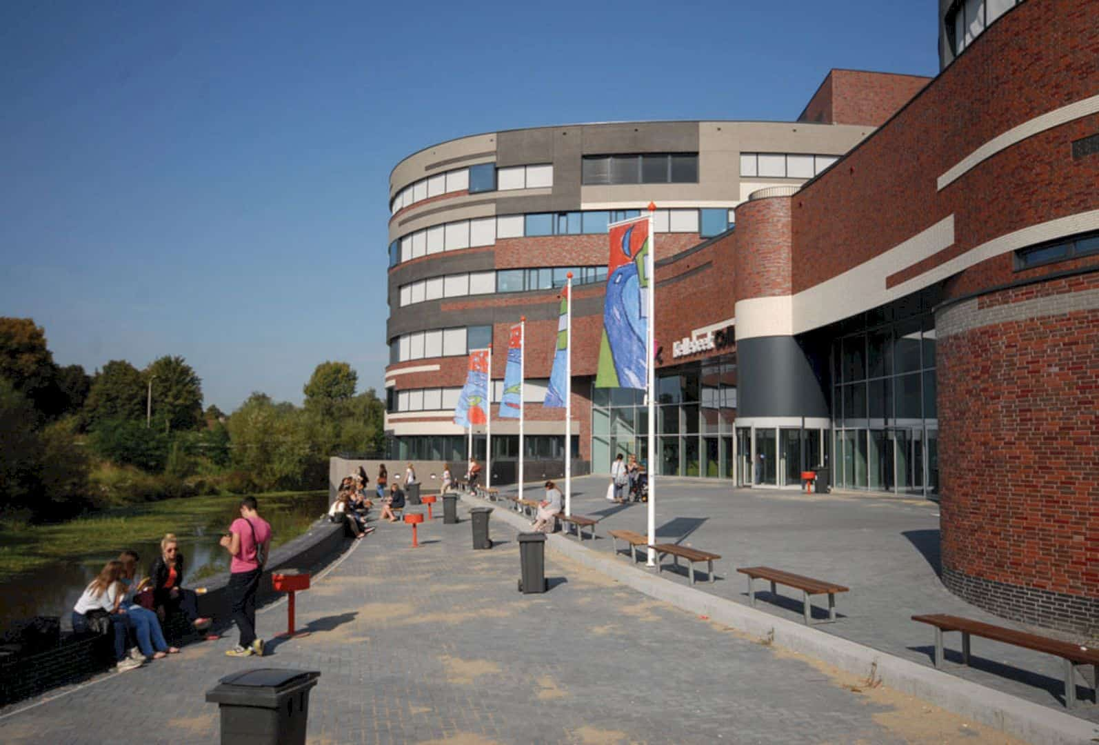Kellebeek College Roosendaal By Jeanne Dekkers Architectuur 10