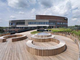 Kellebeek College Roosendaal By Jeanne Dekkers Architectuur 11