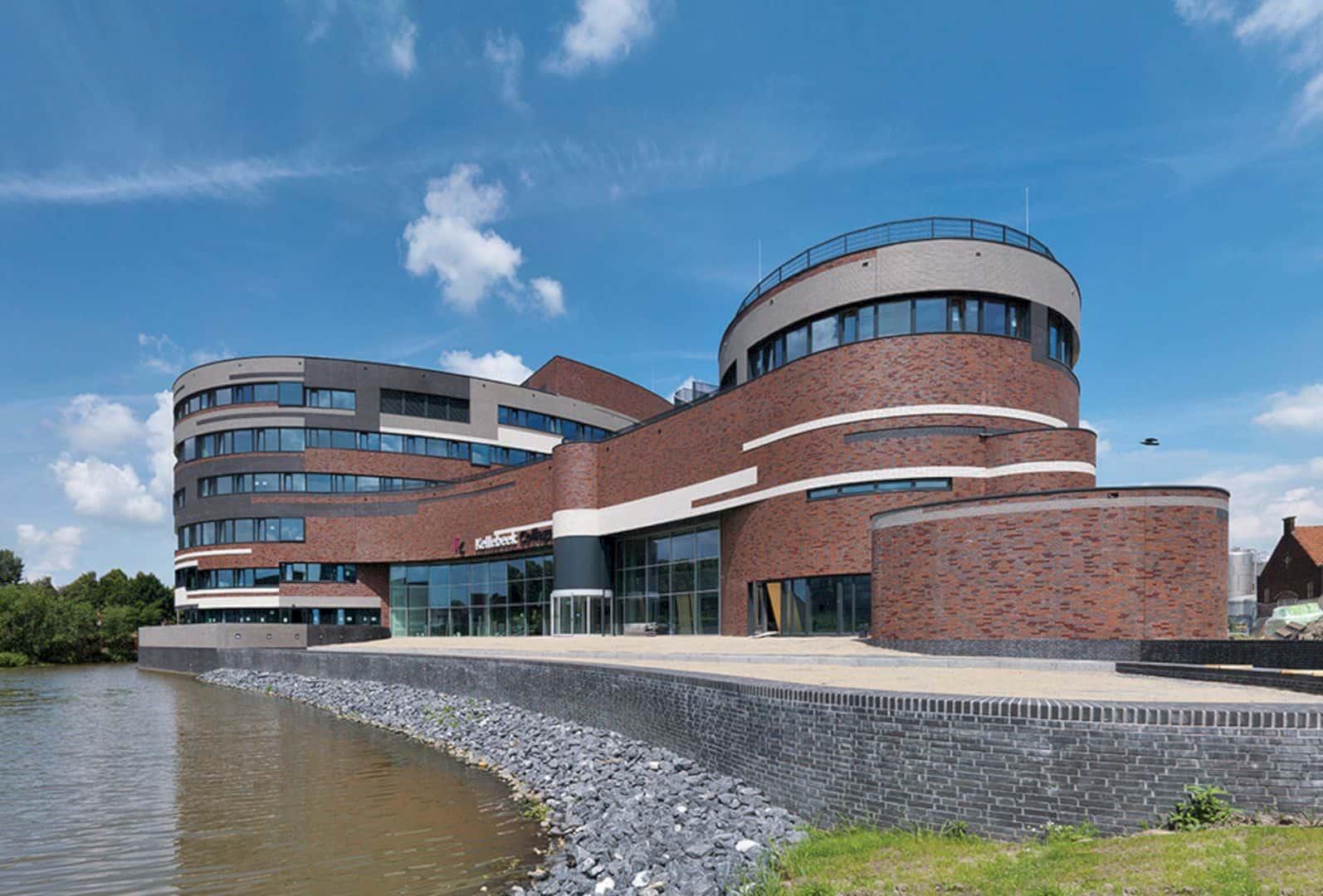 Kellebeek College Roosendaal By Jeanne Dekkers Architectuur 12