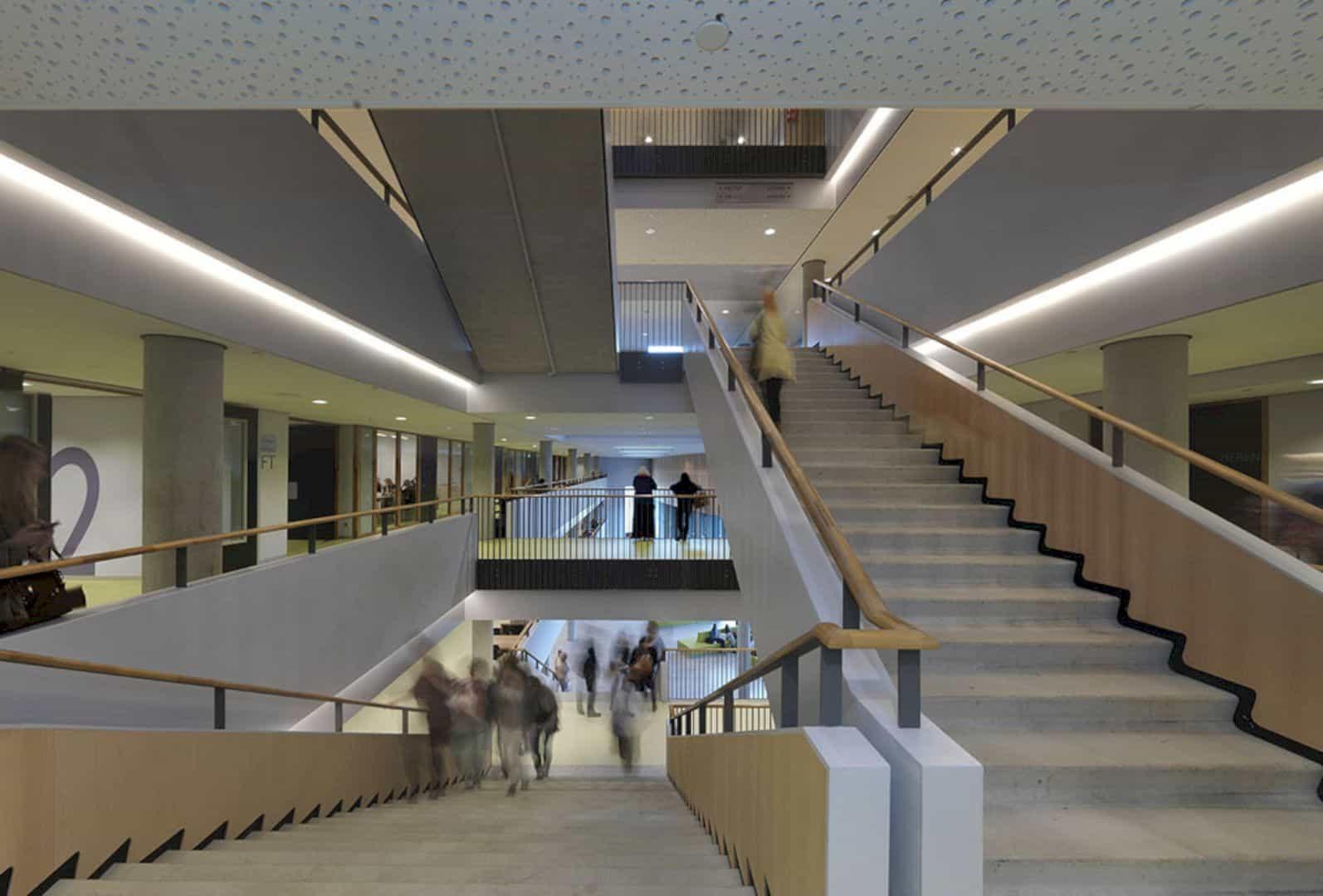 Kellebeek College Roosendaal By Jeanne Dekkers Architectuur 2