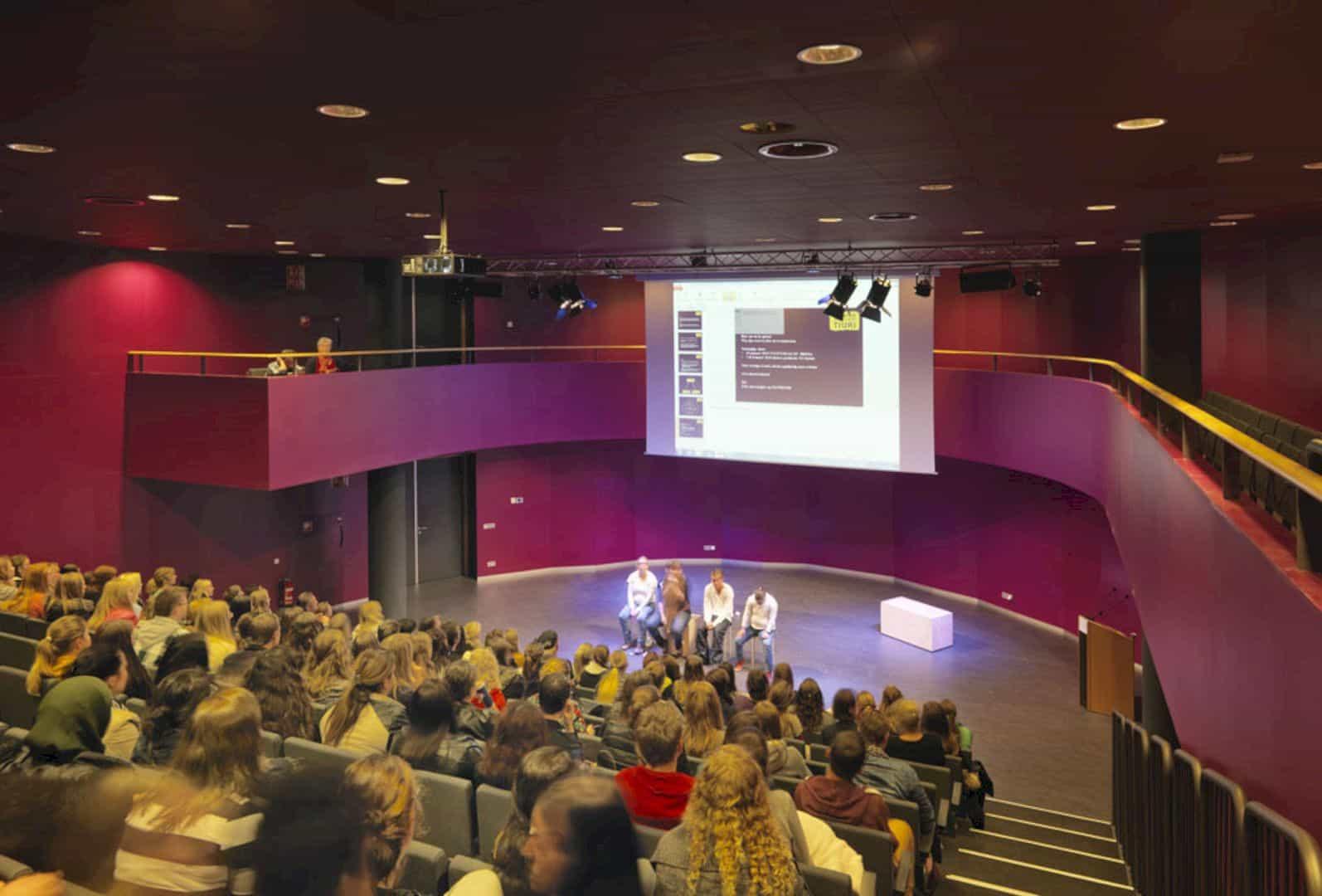 Kellebeek College Roosendaal By Jeanne Dekkers Architectuur 3