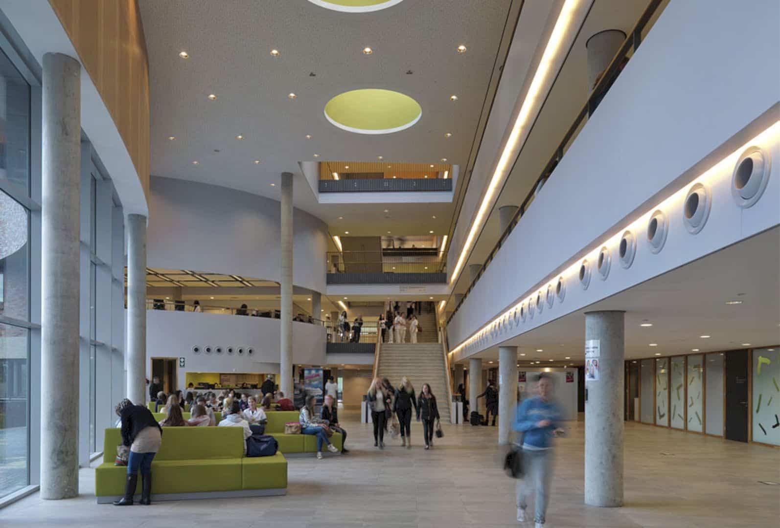 Kellebeek College Roosendaal By Jeanne Dekkers Architectuur 4