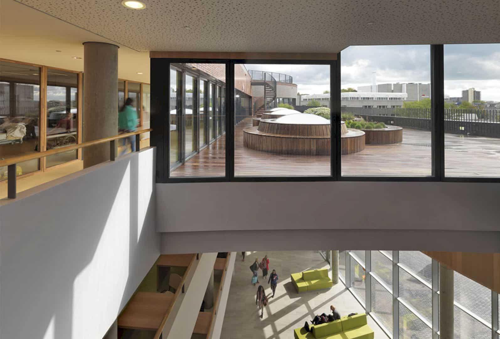 Kellebeek College Roosendaal By Jeanne Dekkers Architectuur 5