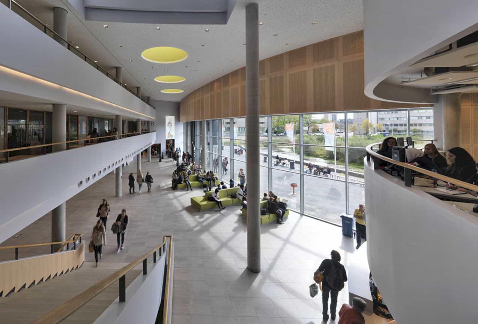 Kellebeek College Roosendaal By Jeanne Dekkers Architectuur 7