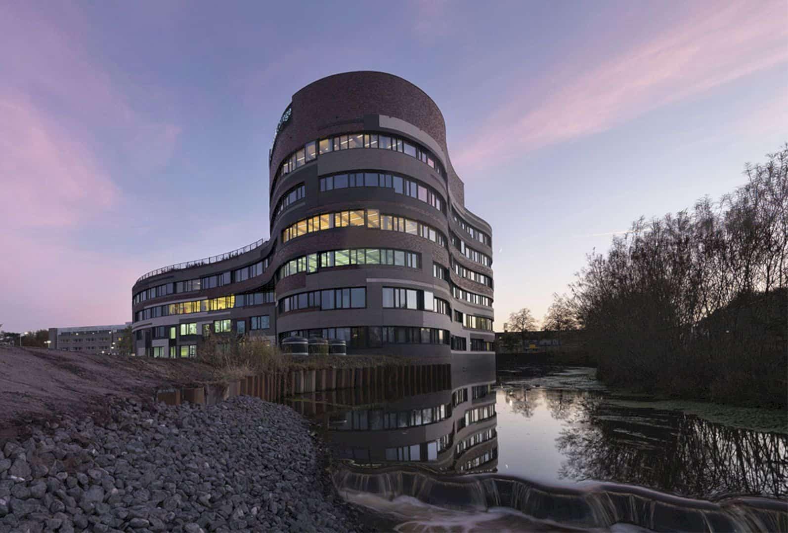 Kellebeek College Roosendaal By Jeanne Dekkers Architectuur 8
