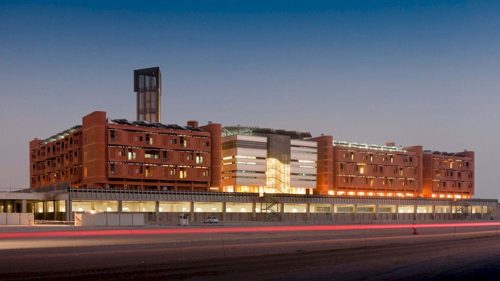 Masdar Institute By Foster Partners 1