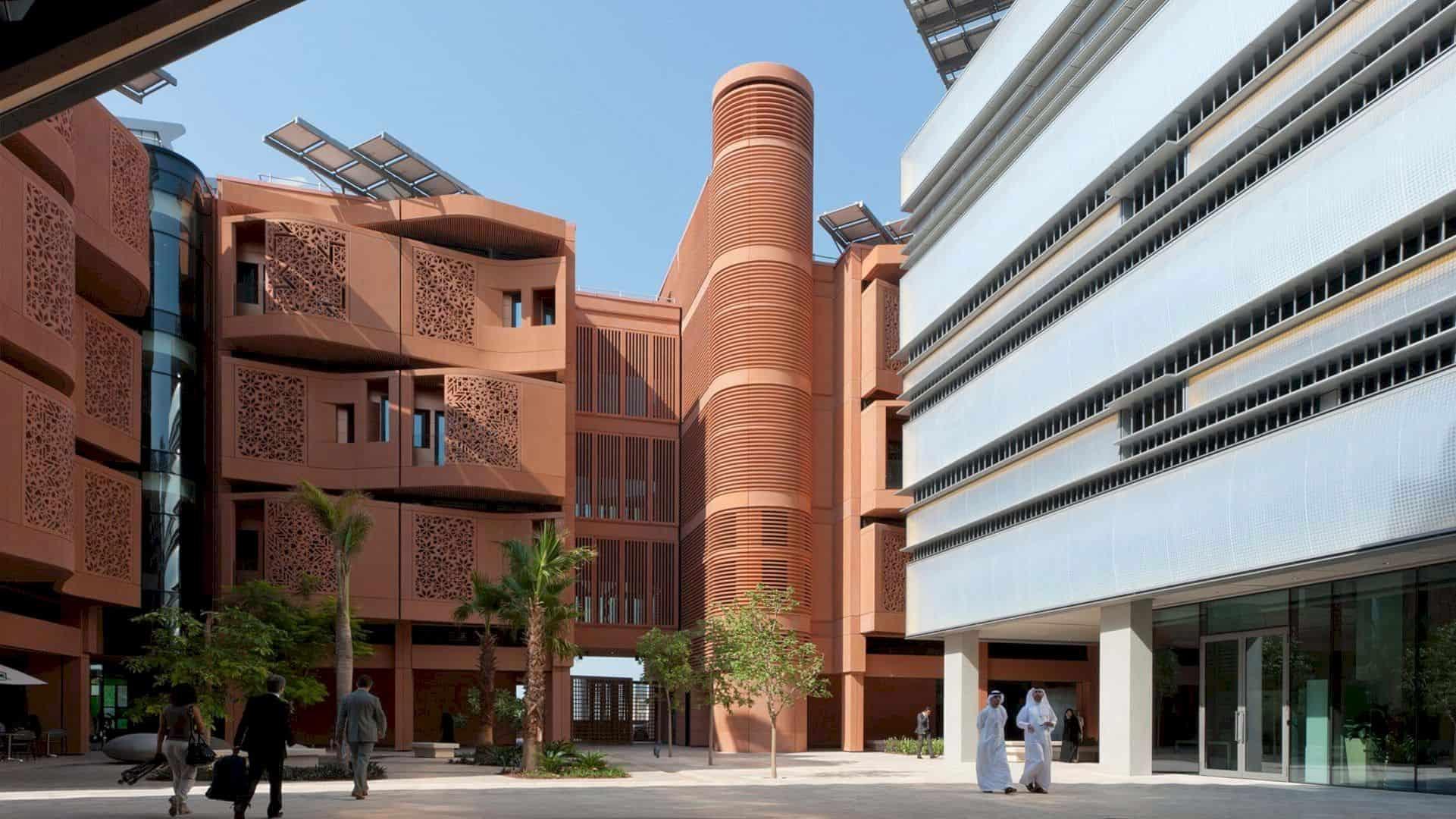 Masdar Institute By Foster Partners 2