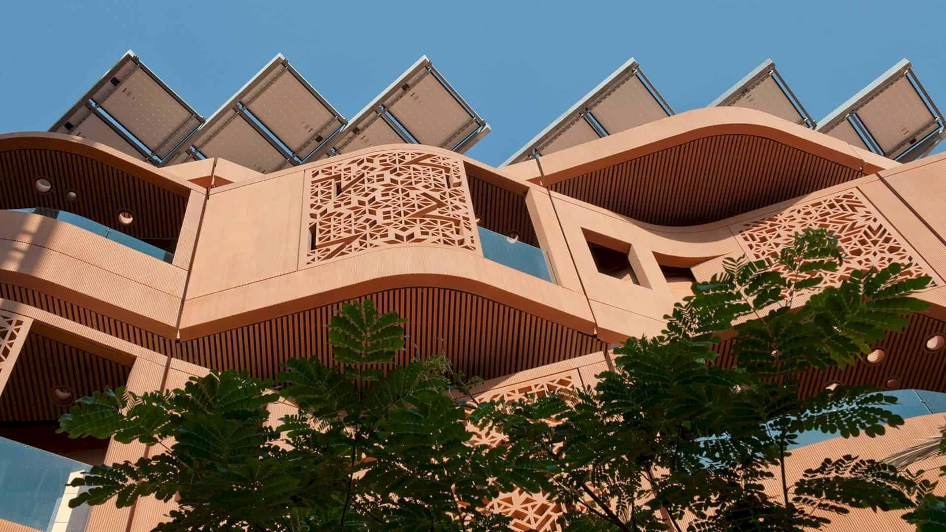 Masdar Institute By Foster Partners 3