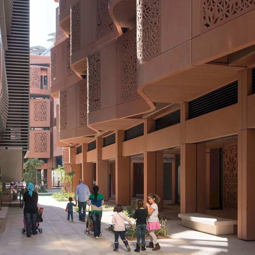 Masdar Institute By Foster Partners 5
