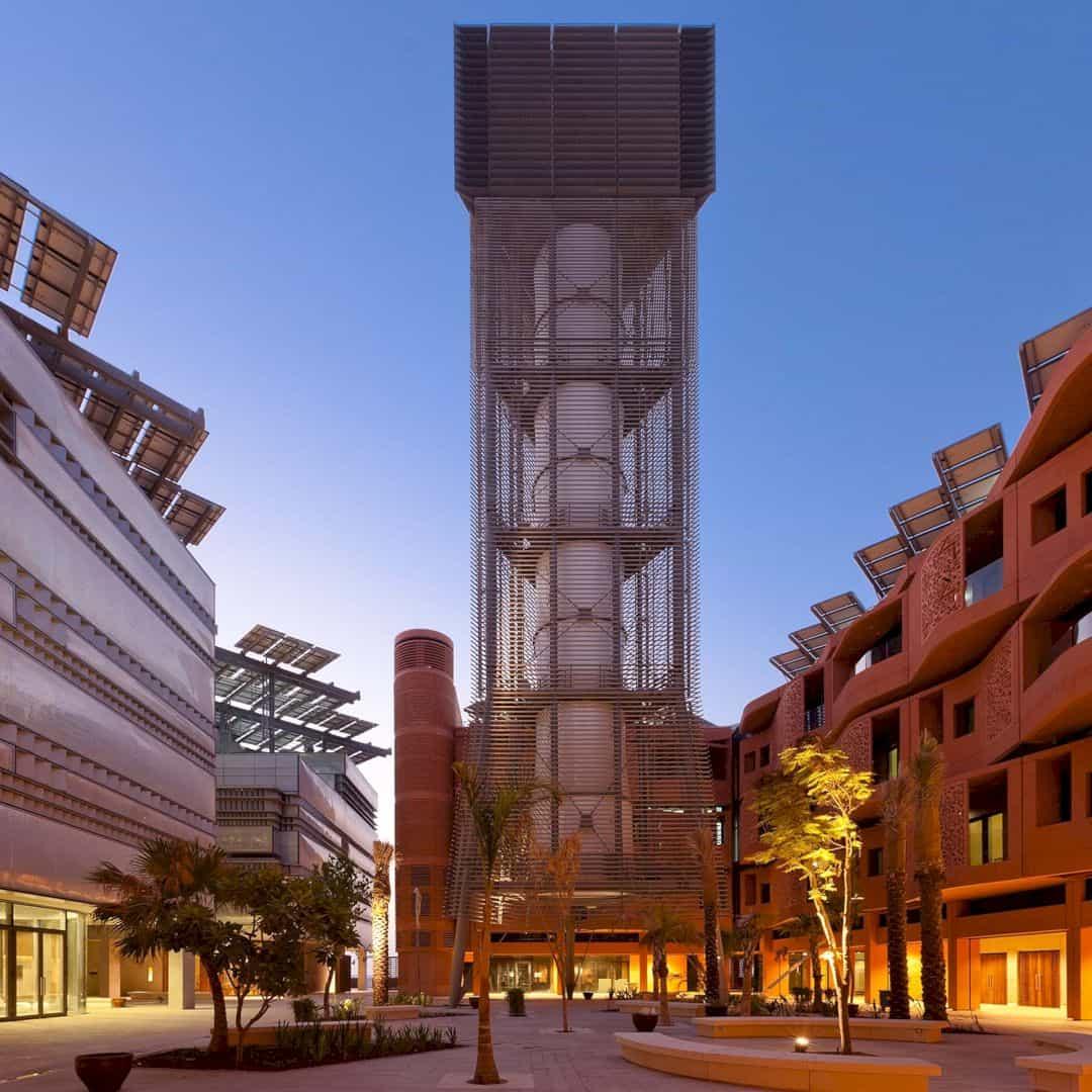 Masdar Institute By Foster Partners 6