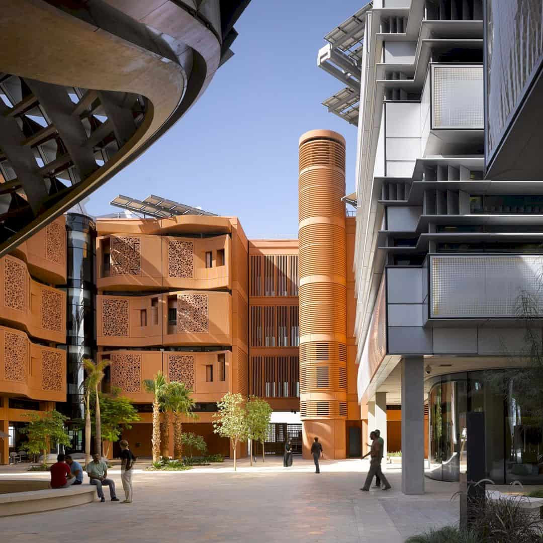 Masdar Institute By Foster Partners 7