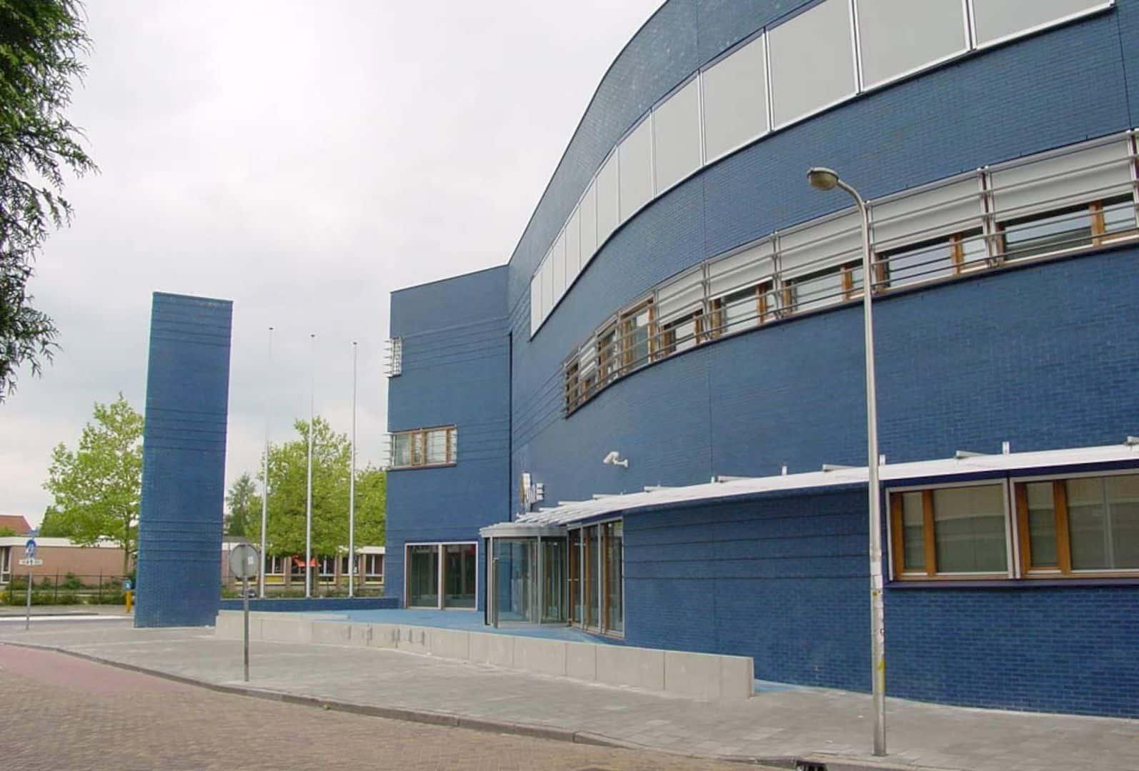 Police Station Hengelo By Jeanne Dekkers Architectuur 10