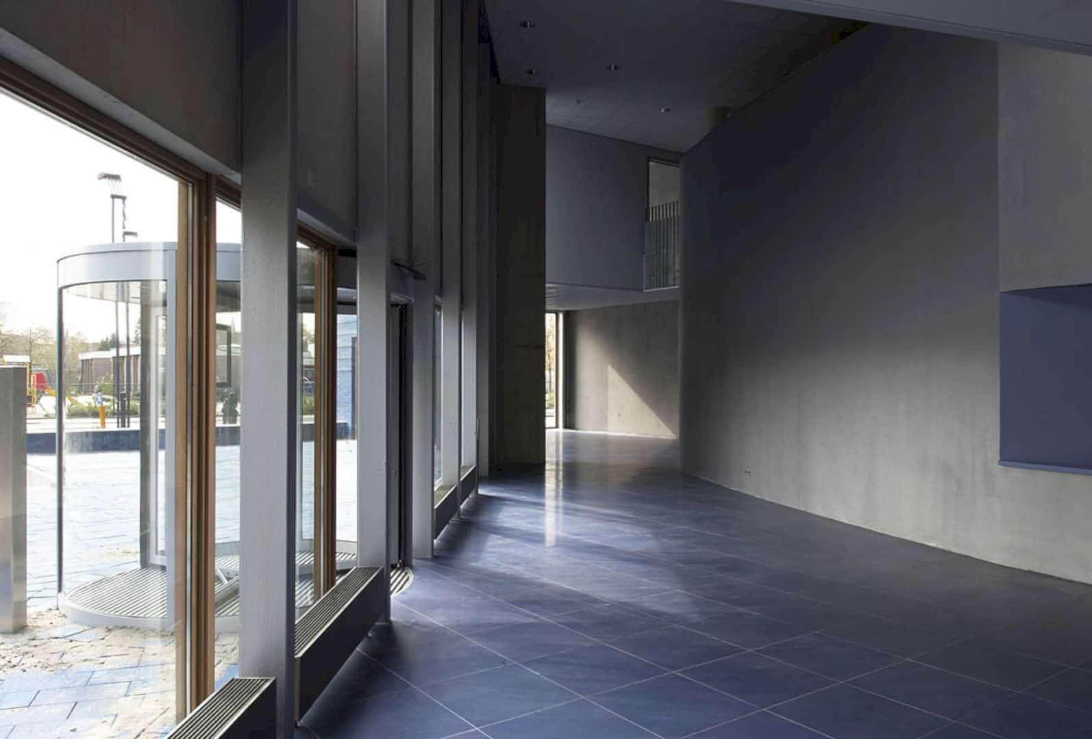 Police Station Hengelo By Jeanne Dekkers Architectuur 11